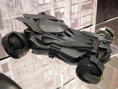 Batman v. Superman: Dawn of Justice Batmobile by Spin Master