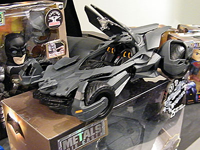 Batman v. Superman: Dawn of Justice Batmobile by Jada Toys
