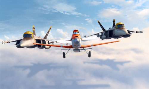 Disney Planes movie still