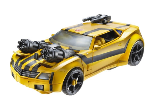 Weaponizers Bumblebee