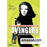 The Avengers Emma Peel Megaset