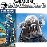 Robby the Robot Model Kit