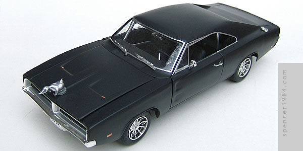 1/18 scale Death Proof Charger