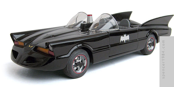 Batmobile from Batman #330
