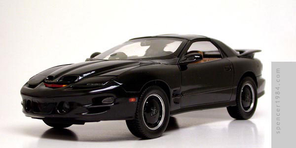 KITT from Knight Rider Legends