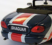Shaguar rear