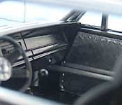 TF&TF Dodge Charger interior
