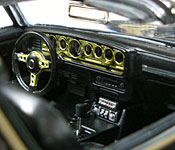Bandit Firebird interior (right)