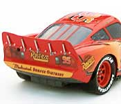 Lightning McQueen rear