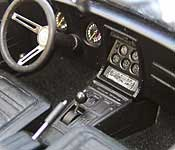 Rush Hour Corvette interior