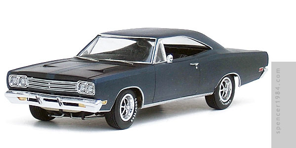 Skeet Ulrich's 1969 Plymouth Roadrunner from the TV show Jericho