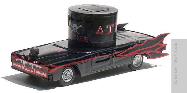 Delta Tau Chi Deathmobile from the movie Animal House