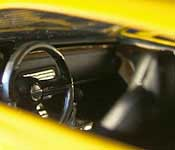 Movie Bumblebee interior