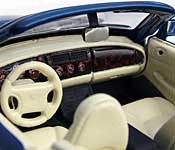 VIP Jaguar XK8 Interior