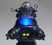 Robby the Robot's light-up feature