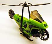 Condor helicopter mode