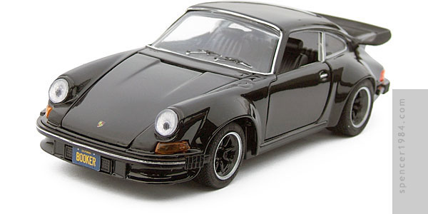 Porsche 911 Turbo from Chuck Norris's Good Guys Wear Black