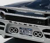 Bruce Almighty Saleen S7 ALMITY-1 license plate