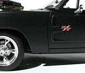 Fast and Furious Charger side detail