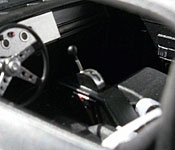 Fast and Furious Dodge interior (left)