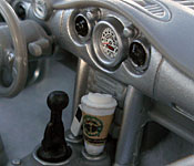 PvP Mini Cooper Interior