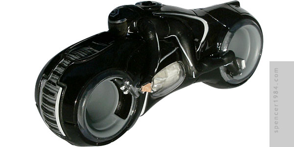 Light Cycle from the movie Tron Legacy