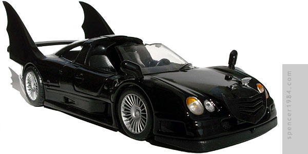 Batmobile from Teen Titans #9