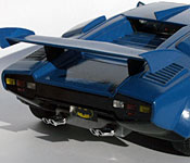 Batman 408 Batmobile rear