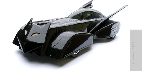 2006 Comic Book Batmobile