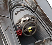 Legends of the Dark Knight #198 Batmobile Interior
