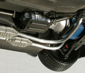 Misfile Merkur XR4Ti Monster chassis