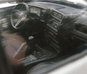 Misfile Merkur XR4Ti Monster interior