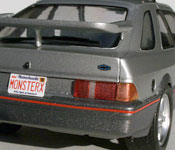 Misfile Merkur XR4Ti Monster rear