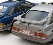 Misfile Merkur XR4Ti Monster and original XR4Ti