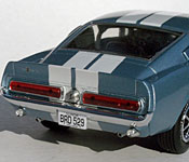 Gunsmith Cats Shelby GT500 rear
