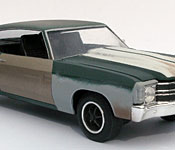 Supernatural Chevelle right side detail