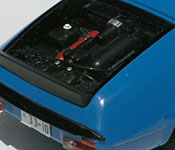 Evangelion Alpine A310 rear