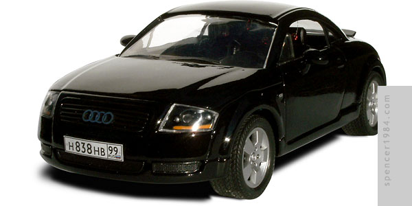Audi TT from the movie Night Watch