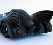 1989 Batmobile rear