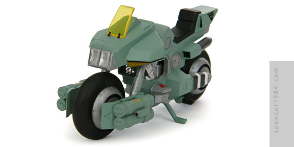Motorcycle from the series Genesis Climber Mospeada/Robotech