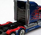 Optimus Prime rear