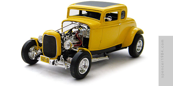 John Milner's Deuce Coupe Hot Rod the movie American Graffiti
