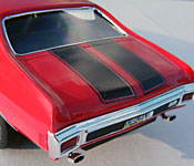 Jack Reacher Chevelle rear