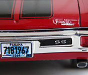 The Fast and the Furious/Fast and Furious 1970 Chevrolet Chevelle SS