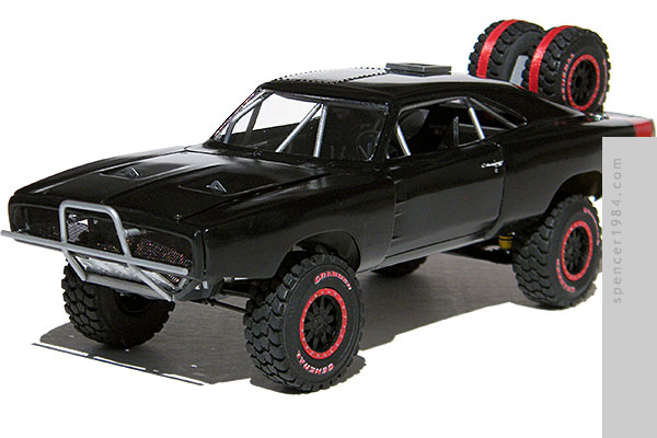 Furious Seven Off Road 1970 Dodge Charger