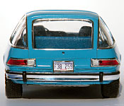Wayne's World AMC Pacer rear