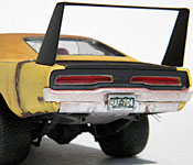 1969 Dodge Charger Daytona rear