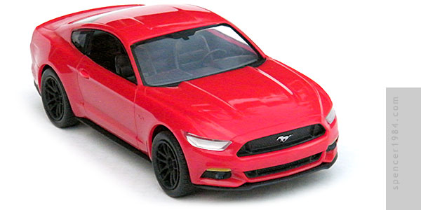 Need for Speed 2015 Ford Mustang