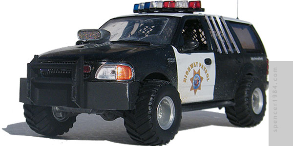 2044 Peacekeepers Ford Expedition