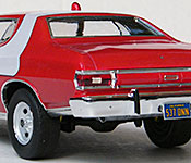 Starsky and Hutch Ford Torino rear